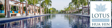 Lotus Villas and Resort Hua Hin