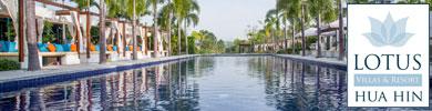 Lotus Villas and Resort Hua Hin