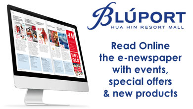 Bluport Mall Hua Hin e-newspaper