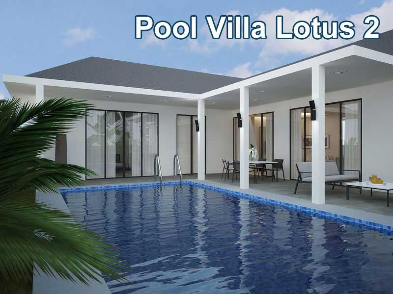 Pool Villa Lotus 2