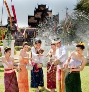 Hua Hin celebrates Songkran 2011