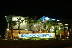 Bangkok Hospital Hua Hin Undergoes an Inspection from Accrediting Commision