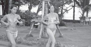 World Runners to Join Singha Bikini Beach Run 2012