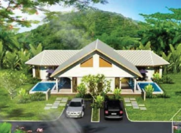 Homes and Vacation Villas with Finance in Hua Hin, Thailand