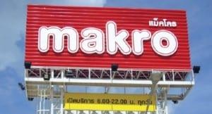 Makro Supermarket soon to open in Hua Hin