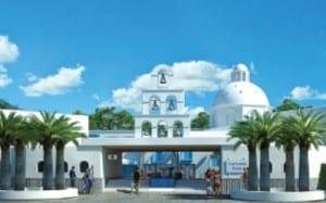 Enjoy Unique Shopping and Fun at Santorini Park Cha-Am