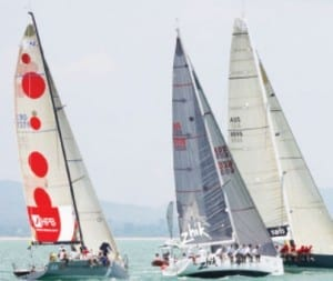 Asia's top sailors turn attention to 2011 Top of the Gulf Regatta