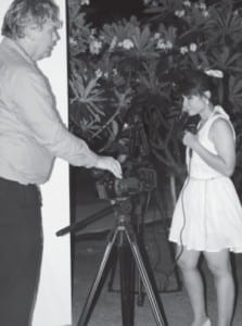 Dutch FilmMaker Ton Gerrits gets Broadcasting time on Thai TV