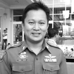 Hua Hin Police Inspector promoted to Bangkok Position