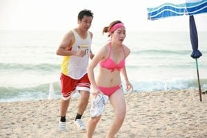 Singha Bikini Beach Run - Rocking Cha-Am Again