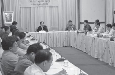 Phetchakasem Road Improvement Needed