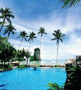 Centara Grand Beach Resort & Villas Krabi.