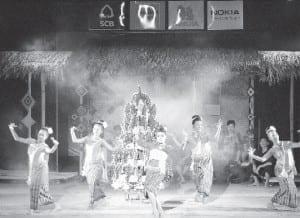 Cultural Performance at Cicada Hua Hin