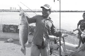 Fishing Lovers Invited for 2nd Cha-Am Fishing Games