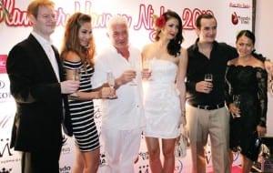 Glamour Havana Night Party at Hilton Hua Hin Resort & Spa