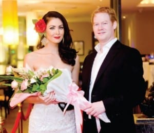Hilton Hua Hin Resort & Spa welcome Natalie Glebova (Miss Universe)
