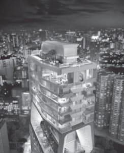 The Scotts Tower Singapore
