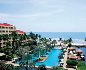 Dusit Thani Hua Hin: One of Australia's Top-10 Family-Friendly Resorts-Thailand 2012