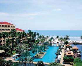 Dusit Thani Hua Hin: One of Australia's Top-10 Family-Friendly Resorts-Thailand 2012