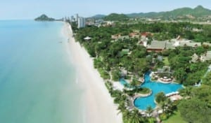 Hyatt Regency Hua Hin Named One of World's Best Coastal Resorts By CNNGO