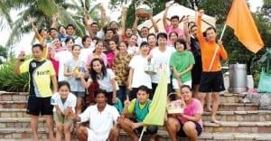 Beach Olympics at Hyatt Regency Hua Hin