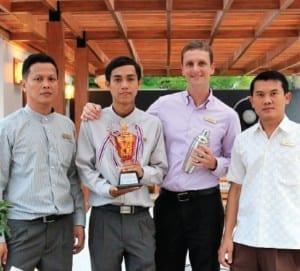 Biw Bartender Championship 2012