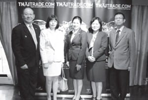 "Thaitrade.com organized ""Joining Global Trade Market with Thaitrade.com"" Seminar For Thai National Shippers' Council"