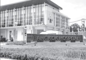 How Bangkok Hospital saved my life