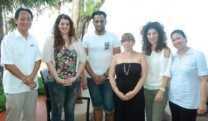 Hyatt Regency Hua Hin Welcomes Press from Middle East