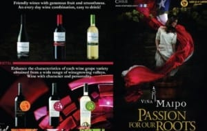 "Siam Winery Launches New ""Viña Maipo"""