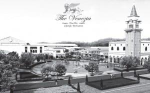 The Venezia Hua Hin, Thailand's first Venetian phenomena for tourists