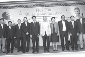 Hua Hin World Tennis Invitation