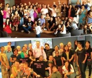 The Power of Love International Church of Hua Hin