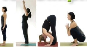 Ten Simple Yoga Exercises