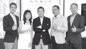 NOBLE PLANS NEW PROJECTS WORTH OVER BT7bn FOR 2013