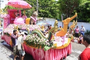 Songkran in Hua Hin to Be Biggest and Best