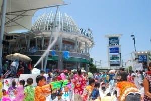 Fun and Foamy Songkran at Market Village