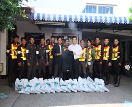 A Kind Offering from a Prachuap Council Member
