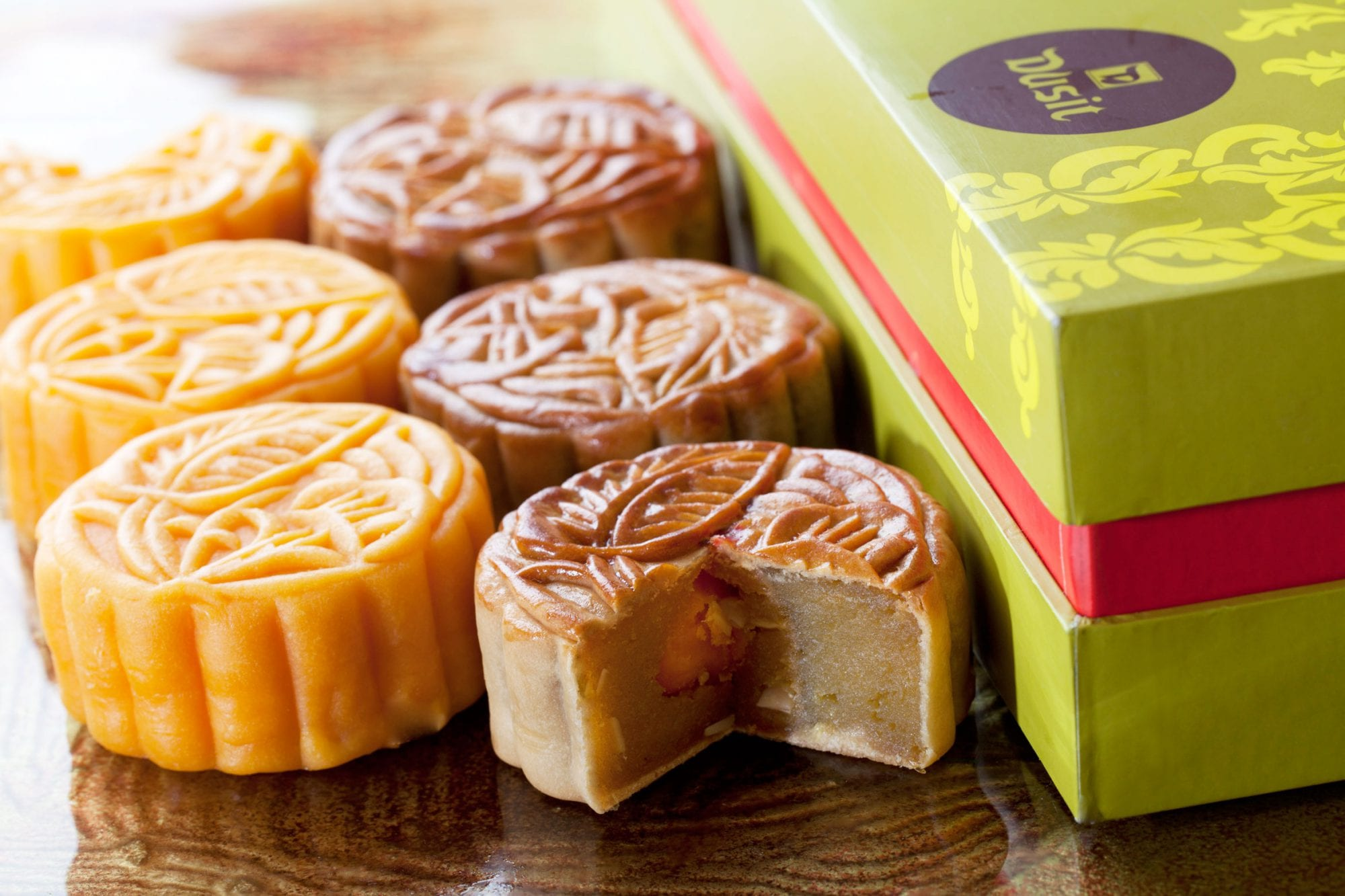 Moon cakes: not just pie in the sky