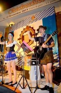 Oktoberfest 2013 @ Hilton Hua Hin
