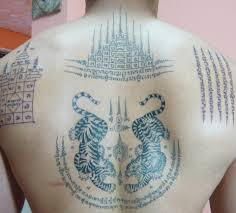 The Traditional Art Of Thailand Tattoos Sak Yant