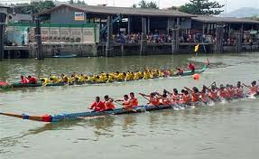 TRADITIONAL LONG BOAT RACING – KING'S CUP 2013