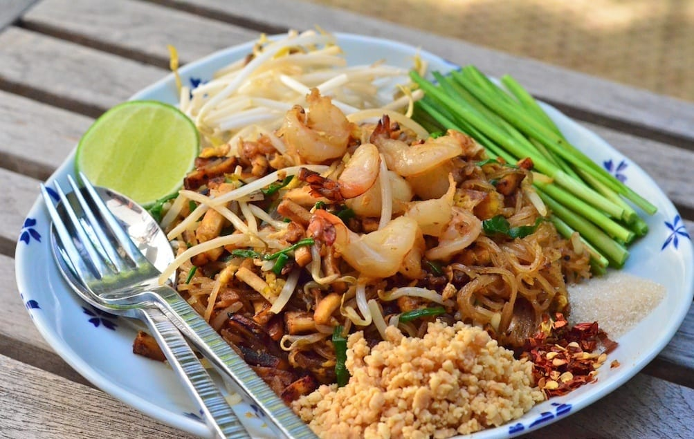 how to make pad thai youtube