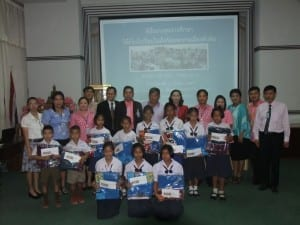 Scholarships from Thai & Korean Golfers  2