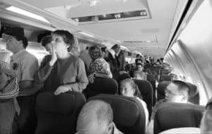 Airlines demand crackdown on unruly passengers
