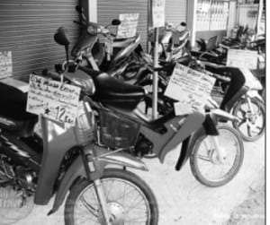 Buying a Secondhand Motorcycle