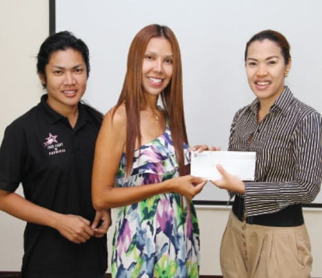 Donation from Bangkok Hospital Hua Hin
