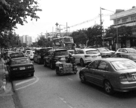 Hua Hin's new road system is scrapped after causing chaos for drivers