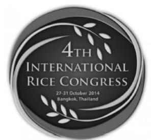 RICE FOR THE WORLD