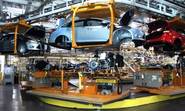Thailand aims at producing 3 million automobiles a year by 2017